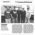 Giornale Di Sicilia 4 maggio 2010