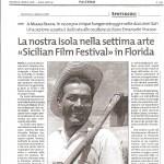 Giornale di Sicilia 2-4-2006