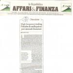 La Repubblica 13 settembre 2010