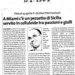 La Sicilia 10 4 08