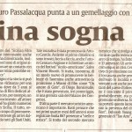La Sicilia  22 6 08 Taormina sogna Miami